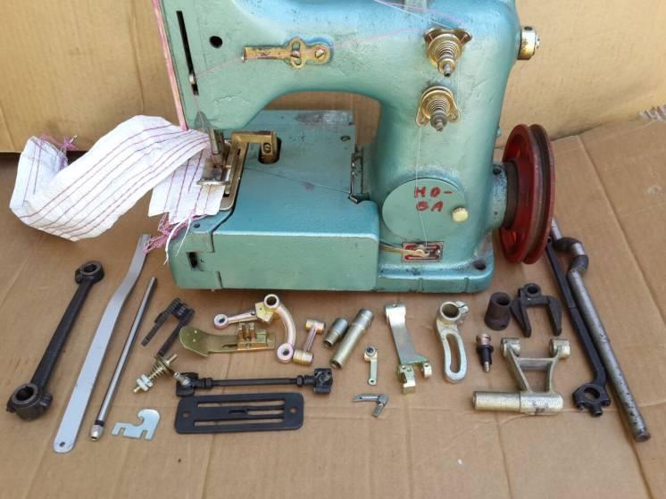 Швейная машина 38-А класс, мешкозашивочная машинка. Новая.