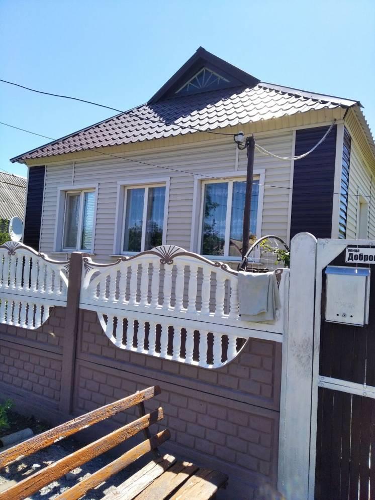 Продам дом в Донецкой обл г.Амвросиевка