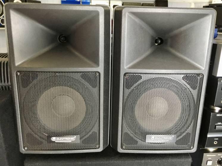 Активная акустическая система Omnitronic KB-208A. Акустическая система