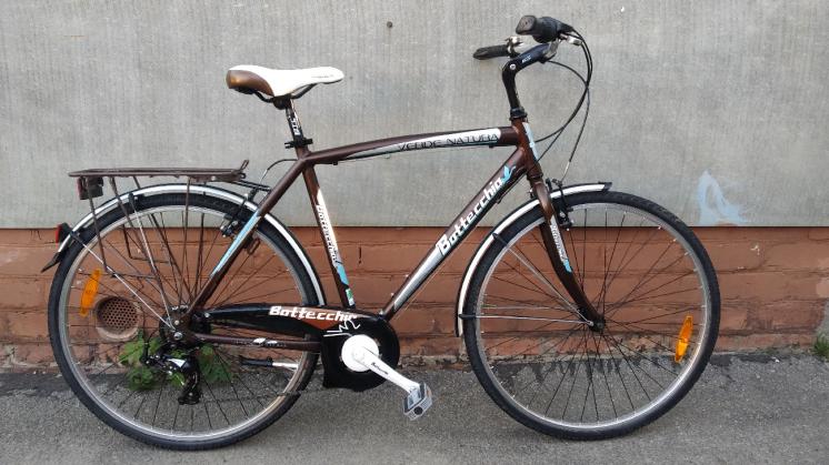 """Велосипед из Италии Bottechia VERDE NATURA 28""""."""