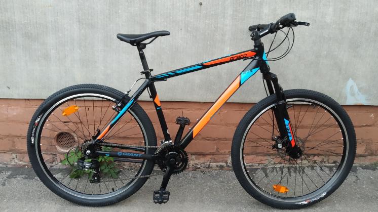 Новый итальянский велосипед Esperia DRACO 27,5