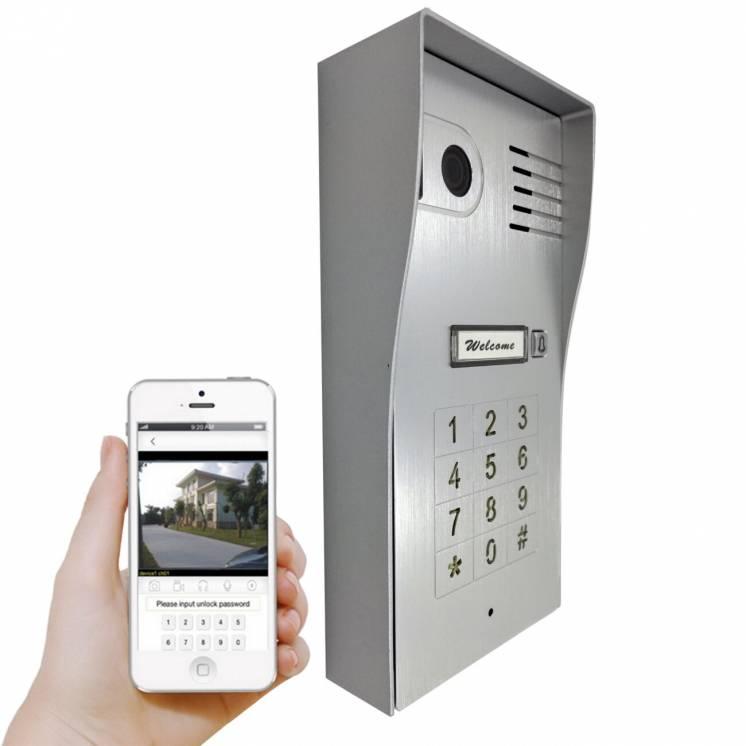 Домофон з Переадресацією Дзвінків на Смартфон