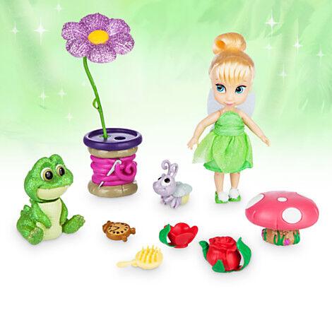 Игровой Набор Дисней мини кукла Фея Динь Динь В Детстве