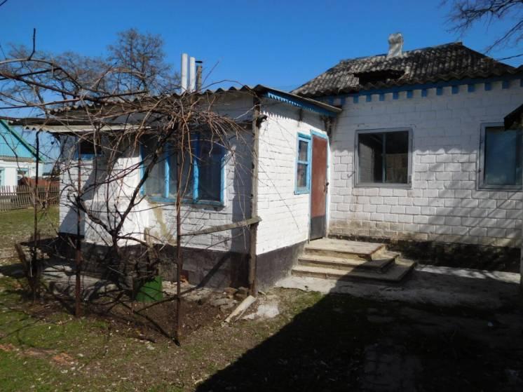 Дом в селе Михайловка Синельниковский район