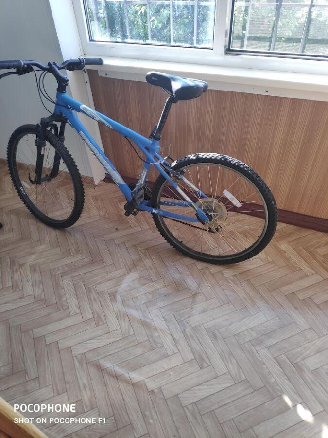 """велосипед """"agressor  спортивный горный"""