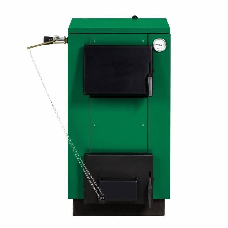 Твердотопливный котел Макситерм ЛЮКС 15 кВт. Бесплатная доставка.