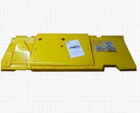 Комплект с заклепками JD 925 (7,6m) (AH144176)