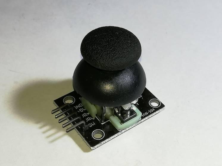 Джойстик модуль ардуино HW-504