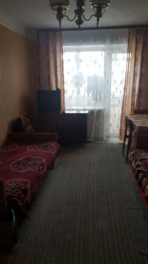 Койко-место в 1 комнатной квартире без хозяев для девушки пр.Слобожанс