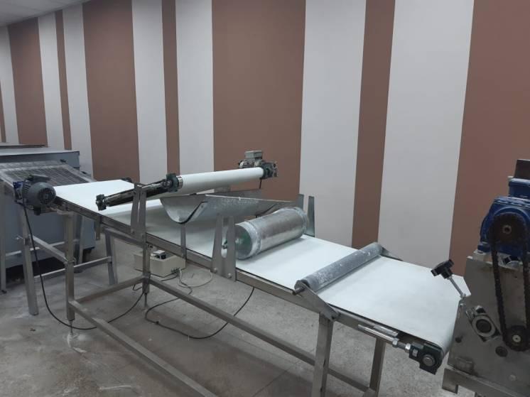 Автоматическая линия для производства тонкого лаваша