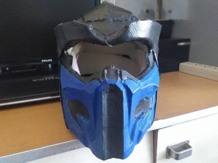 Костюмный Реквизит, Шлем Sub Zero