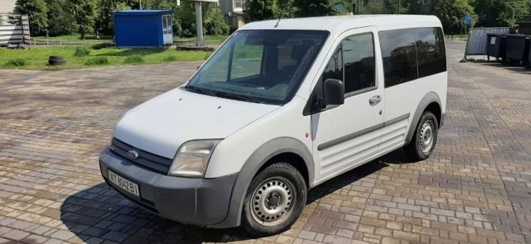 Мінівен FORD Connect 1.8 tdci