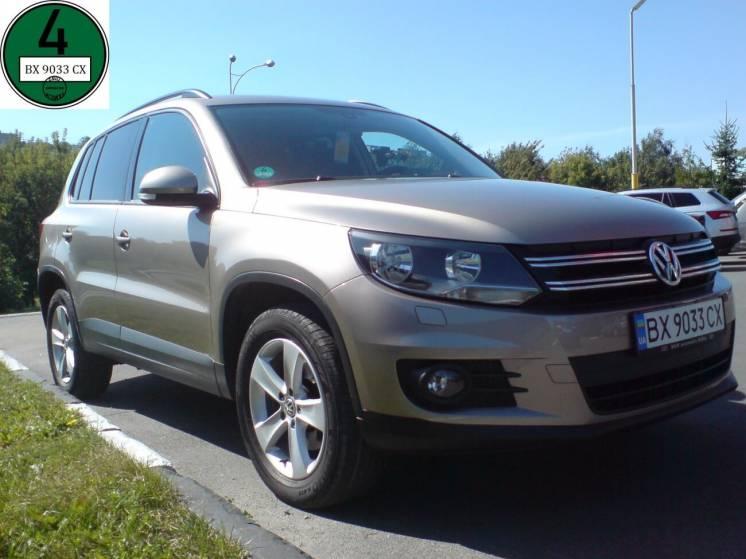 Volkswagen Tiguan (рестайлинг) 2.0 TDI-2012г.в.