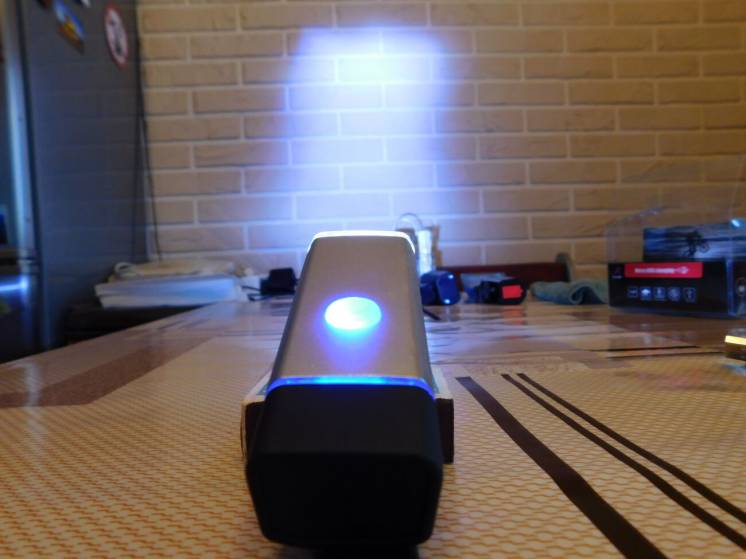 Фара,фонарик для велосипеда,алюминиевый,USB