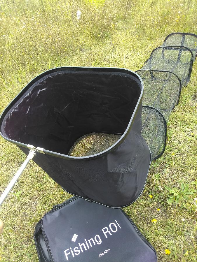 Садок прорезиненный Fishing Roi 3 метра