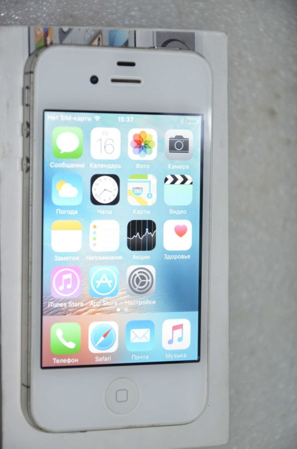 IPhone 4s 32Gb Оригинал!