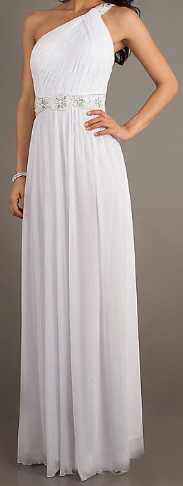 Элегантное вечернее платье . Белое. Новое! Размер 44 (Украинский)