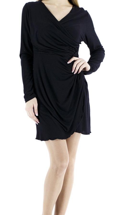 Платье Roberta Biagi ( Италия) с драпировкой, Размер 46. Новое!