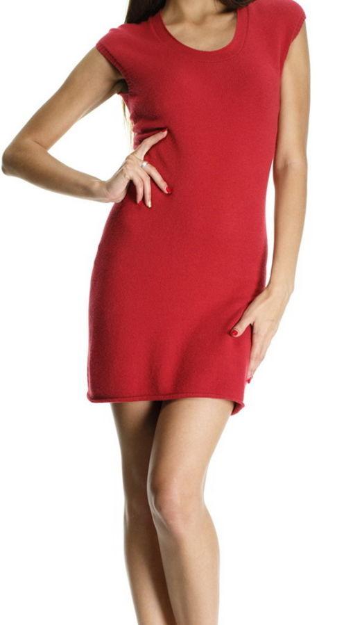 Платье Guarapo (Италия) алого цвета. Новое! Размер 46 (УКР)
