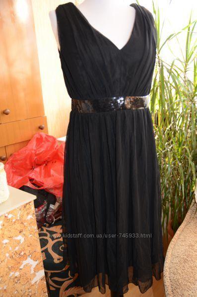 вечернее платье, Англия, НМ и другие
