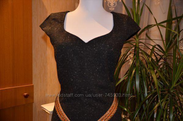 шерстяные платья, НМ и Манго, Англия