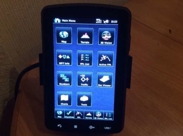 Авиационный GPS навигатор Garmin Aera 695/696, 795/796