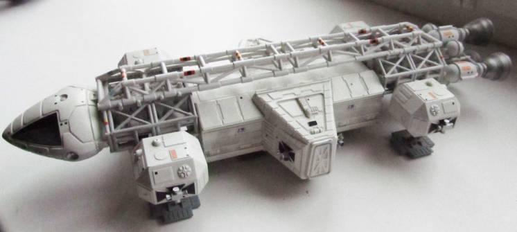 коллекционный Space 1999 Eagle Transporter / 30 см