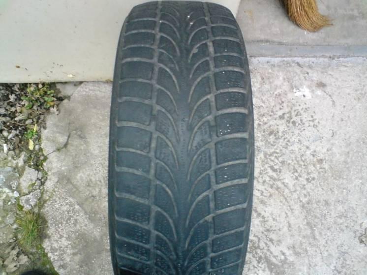 продам резину(шины) 215х60R16 б/у  зима