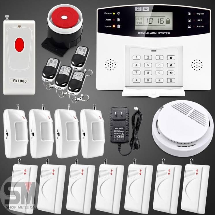 Сигнализация GSM Security Alarm System А10