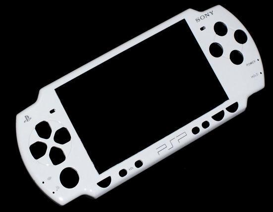 Передняя панель SONY PSP 2000 (белая)