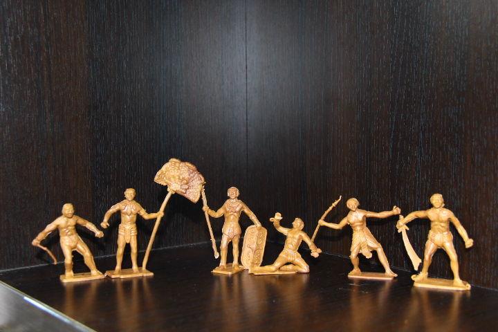 "древние нумибийцы""CHERILEA"" 65мм"