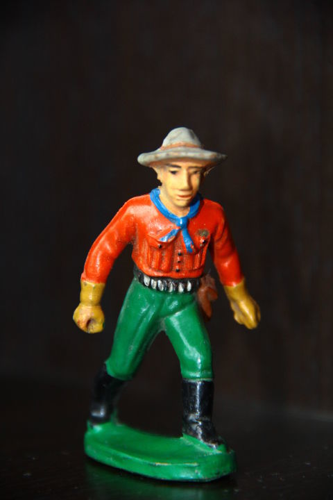 индейцы ковбои ГДР ( №009)