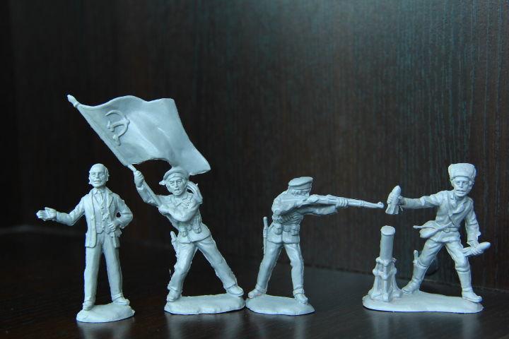 Революция и Ленин (Atlantic) 60мм