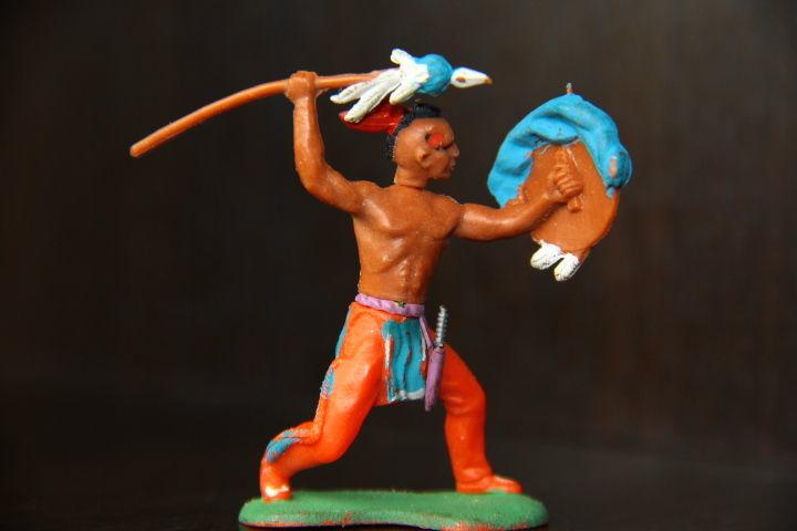 индейцы - своппеты