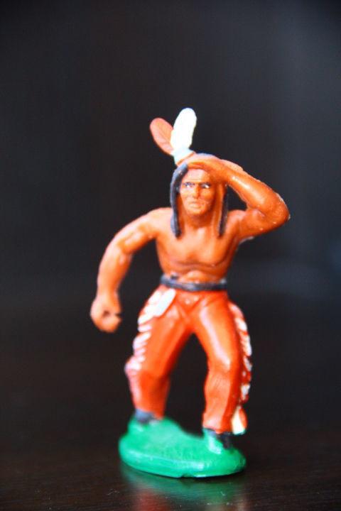 индейцы ковбои ГДР ( № 033)