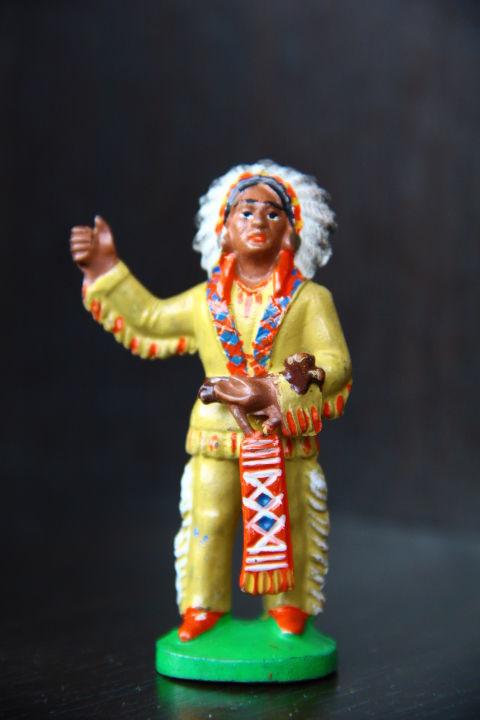 индейцы ковбои ГДР ( №001)