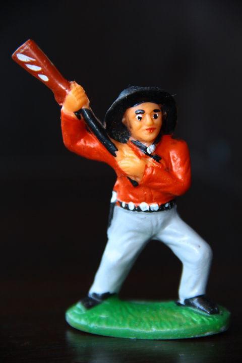 индейцы ковбои ГДР( №120)