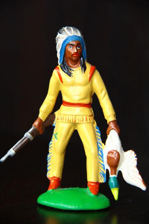 индейцы ковбои ГДР ( №018)