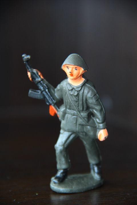 солдаты десантники ГДР