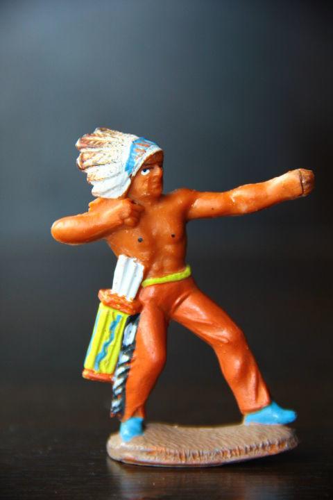 индейцы ковбои ГДР ( №032)