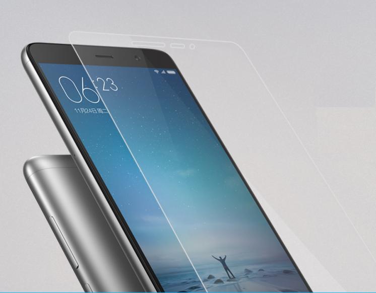 Защитное закаленное стекло для Xiaomi redmi 3