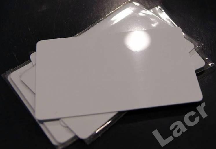 Заготовка домофонного ключа RFID - карта тонкая