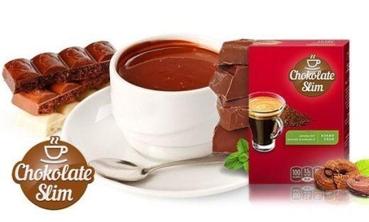Худеем с натуральным комплексом Chocolate Slim