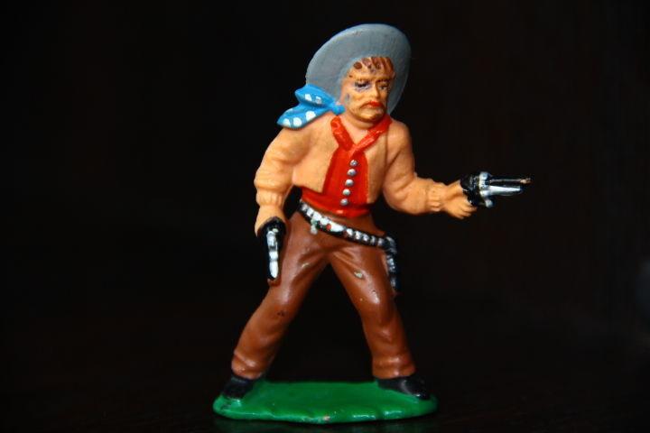 Индейцы ковбои ГДР (№068)