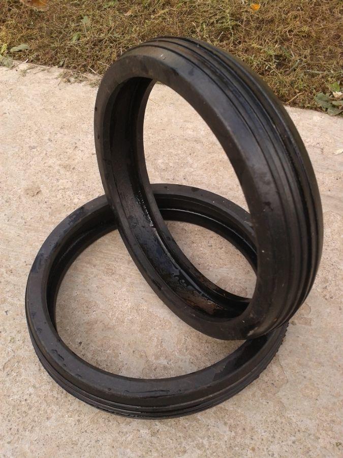 Резиновый бандаж колеса 250/50/200