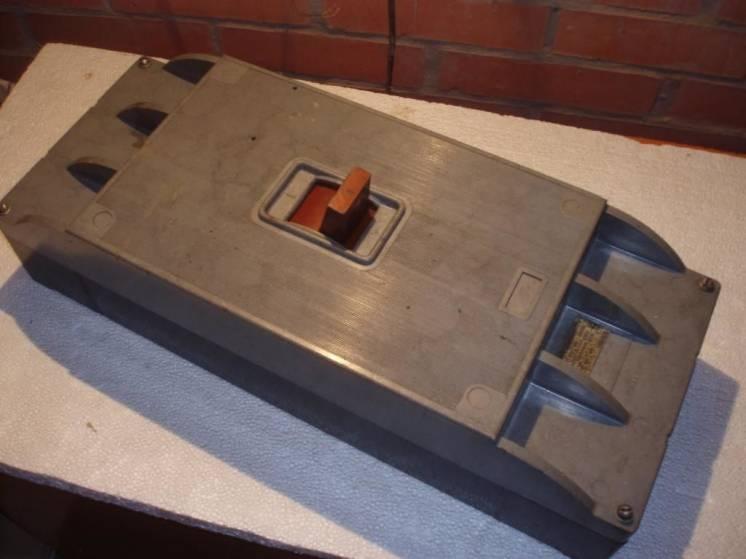 Автоматический выключатель  А 3144 на 400а