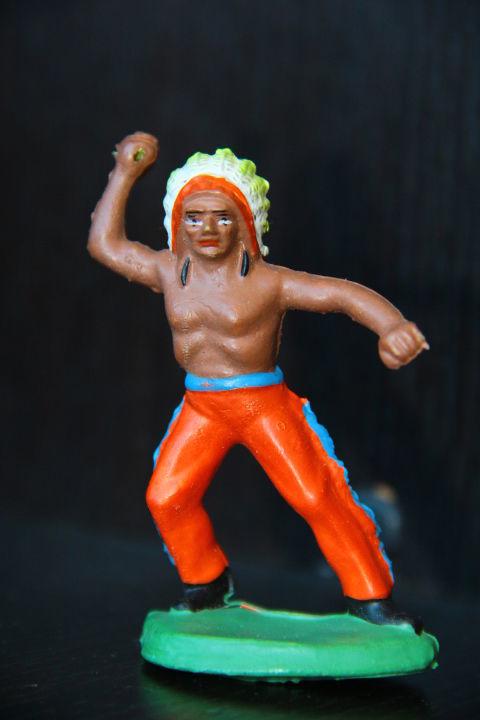 Индейцы ковбои ГДР (№ 042 )