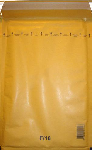 Конверты бандерольные AIRPOC №16