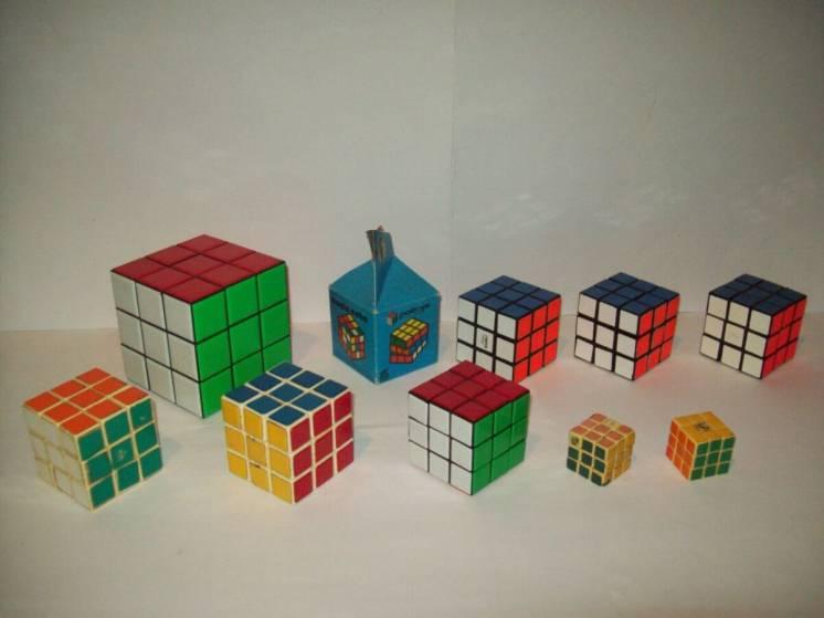 Кубик рубика ссср  венгрия
