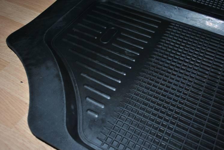 Коврики в салон Daewoo Lanos, Sens (Ланос Сенс) автоковрики резиновые